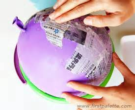 papier mache balloon 39 crafts how to 39 s