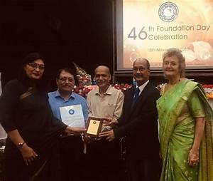 Bbci Awards Ustm For Outreach Contribution  U2013 University Of