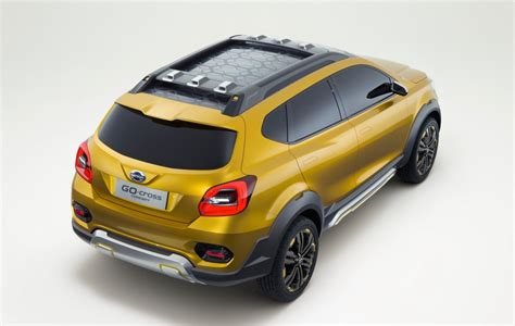 Datsun Cross Hd Picture by Datsun Go Cross Concept Debuts At Auto Expo Performancedrive