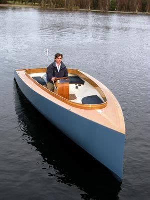 Electric Pleasure Boat by New High Speed Electric Launch Motor Boat Yachting