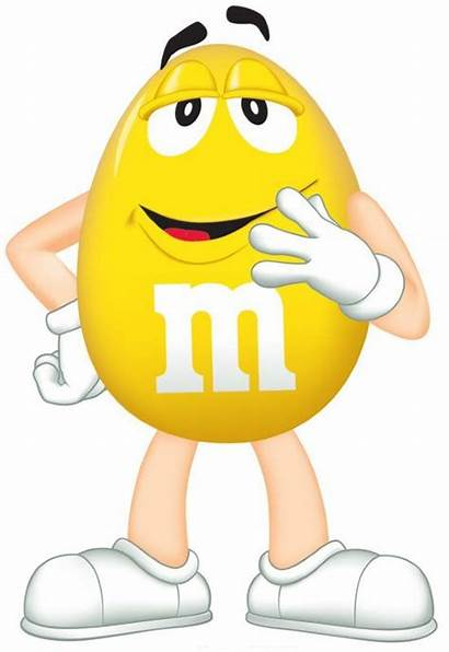 Clipart Yellow Mms Clip Mm Characters Printables