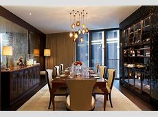 One Hyde Park, Knightsbridge Tropical Dining Room