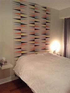 papier peint original en 50 idees magnifiques With deco papier peint chambre