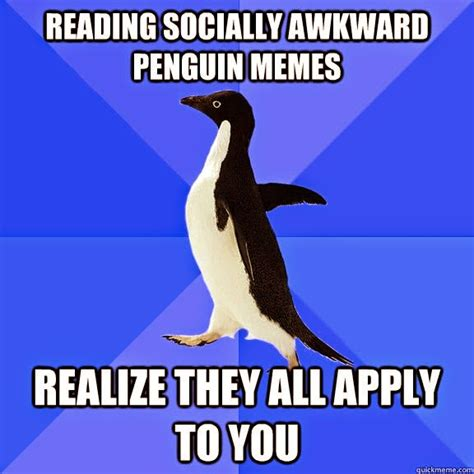 Funny Penguin Memes - clean meme central introvert and infj personality type memes part 2 empathy paganism