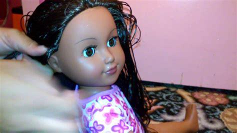 My Life As Doll Hair Tutorial (lulu'sdoll Videos)