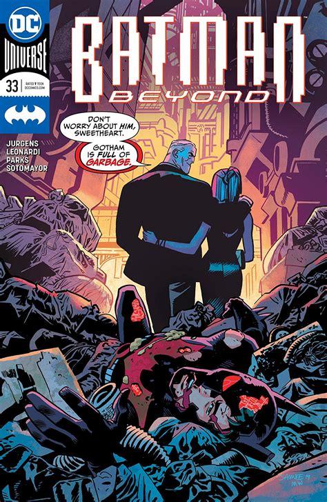 The Batman Universe - batman beyond