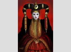 Queen Amidala by TottieWoodstock on DeviantArt