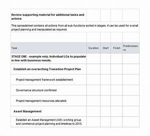 project transition plan template free frivkiziinfo With project plan document template free
