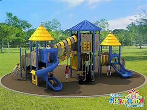 Buy N Large Playground | CustomPlaygroundEquipment.com