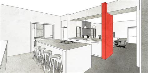 open door architecturehigh rise modern   suburban