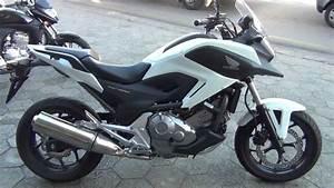 Honda Nc 700 : honda nc 700 youtube ~ Melissatoandfro.com Idées de Décoration
