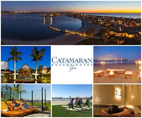 Catamaran San Diego Resort by Catamaran Resort Hotel On The Beach San Diego Spas