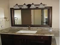 bathroom vanity mirrors Photos of ... Size 1280x960 Framed Bathroom Vanity