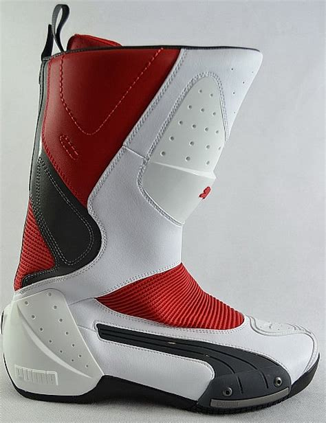 sport motorcycle shoes puma 500 motorcycle boots shoes sport testastretta lll