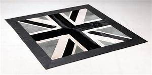 black union jack rug rugs ideas With tapis union jack