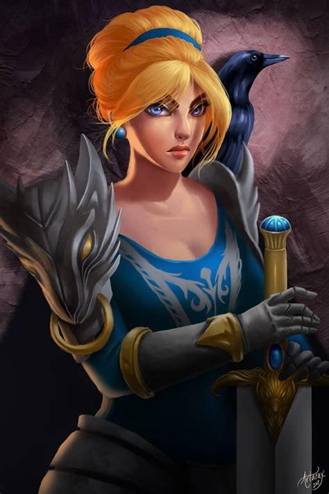 battle ready disney princesses fan art
