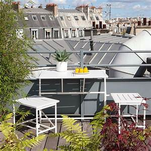 Meuble De Balcon : meuble balcon notre s lection marie claire ~ Premium-room.com Idées de Décoration
