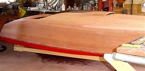 Woodworking project: Cracker Box boat kit pic517d