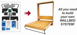 D I Y KIT - Do It Yourself Wallbed Kit