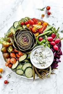 How to Make a Healthy Tzatziki Sauce and Dip | foodiecrush.com  Healthy