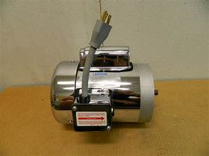 Leeson M6c17fg156a Stainless S  S Food Grade Electric Motor