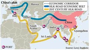 Extravagant launch for China's Belt and Road plans