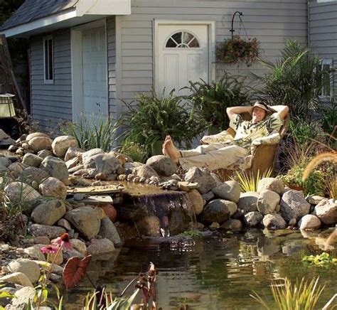 diy water pond ideas diy water gardens  backyards