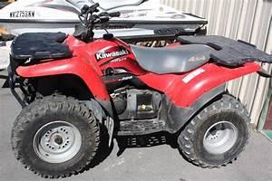 Kawasaki Prairie 300 Four