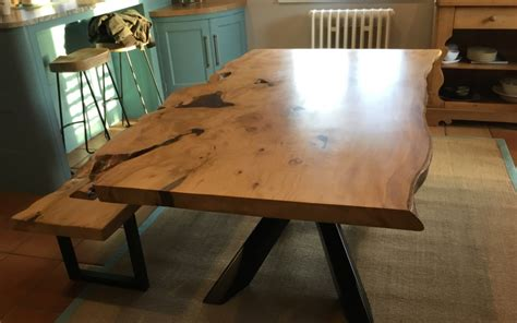 tree wood kitchen tables unique wild wood furniture