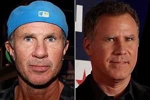 Chad Smith + Will Ferrell – Rock Star Look-Alikes