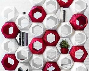 Objet Déco Insolite : objet d co design le mur impression 3d supermod ~ Melissatoandfro.com Idées de Décoration