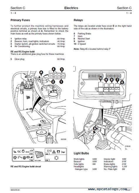 jcb skid steer robot   service manual