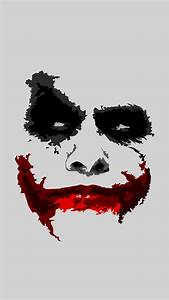 Joker Face Wallpaper for iPhone X, 8, 7, 6 - Free Download ...