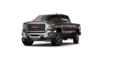 Abilene Mahogany 2018 Gmc Sierra 2500hd New Truck For