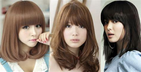 Potongan Rambut Sebahu Terfavorit Untuk Wanita Modern Model Rambut Kekinian Wanita 2017 Ikat Kepang Dua Gaya Korea Pria Berponi Pinggir Mengikat Terbaru Dan Caranya Potongan Keren Rapi Cat