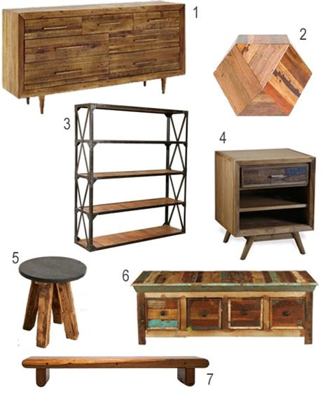 Reclaimed Bedroom Furniture by Get The Look Reclaimed Wood Bedroom Furniture Stylecarrot