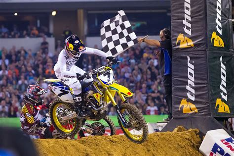 ama motocross 2014 results 2014 ama supercross arlington results motorcycle com news