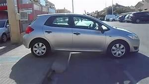 Toyota Auris 2008 : 2008 toyota auris 1 4 vvti 7995 youtube ~ Medecine-chirurgie-esthetiques.com Avis de Voitures
