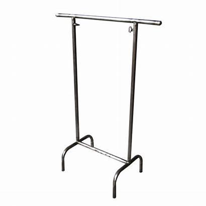 Clothes Metal Stand Numero Hanger Rack Wardrobe