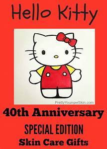 5 Special Hello Kitty 40th Anniversary Limited Edition ...