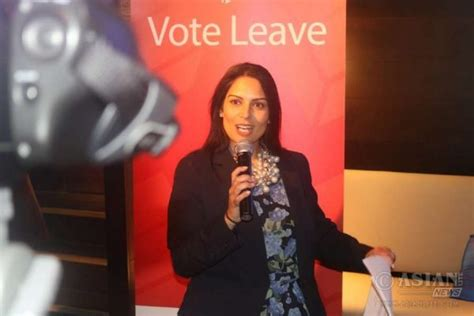 Priti seeks point based immigration system | Asian News ...