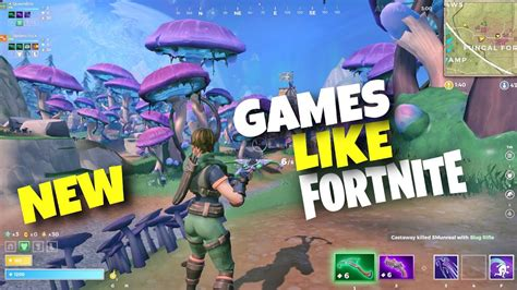 top   games  fortnite android ios  youtube