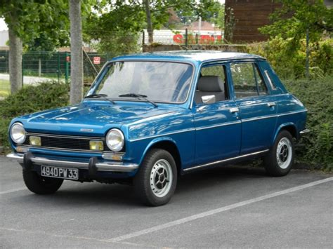 Simca 1100. Amazing pictures & video to Simca 1100. | Cars ...