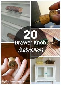 Drawer Knob Makeover Ideas