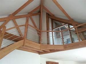 Garde Corps Escalier Interieur : garde corp bois interieur ~ Dailycaller-alerts.com Idées de Décoration