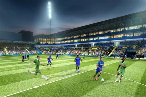 AFC Wimbledon's new stadium secures final approval | OzSeeker