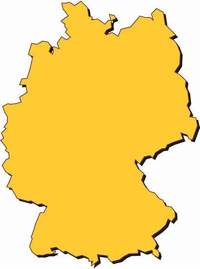 Germany Clipart Clip Deutschland Cliparts German Country