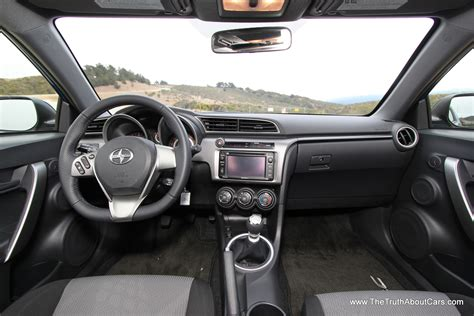 scion tc interior review 2014 scion tc with the about cars