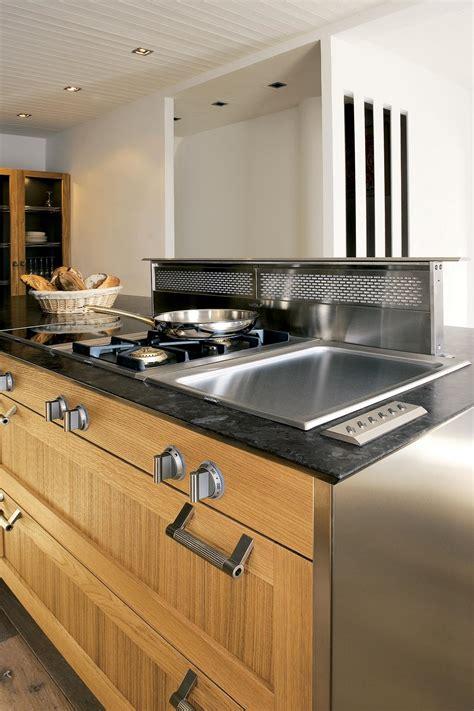nettoyer inox cuisine ilot cuisine inox lu0027acier inox un matriau rsistant et facile nettoyer une cuisine lot