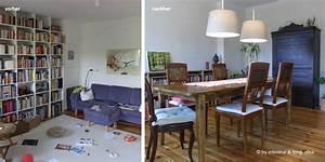 Kleines Wohnzimmer Vorher Nachher : wohnzimmer vorher nachher ihr traumhaus ideen ~ Bigdaddyawards.com Haus und Dekorationen
